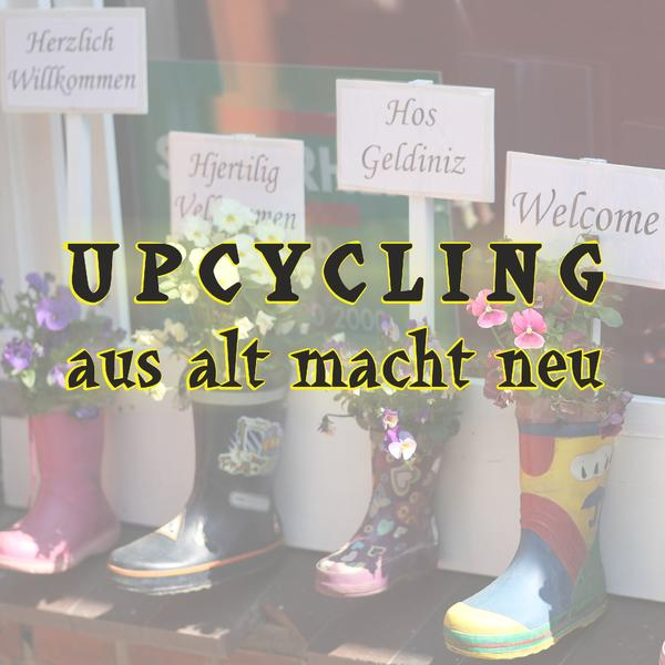 Homepage Upcycling